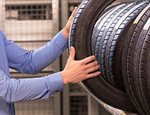 Mail-in Rebate Offer on Select Tires.
